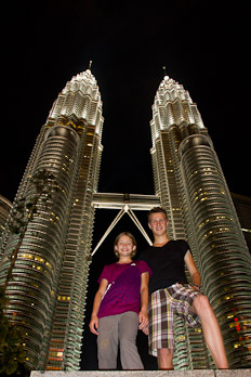 Petronas Twin-Towers